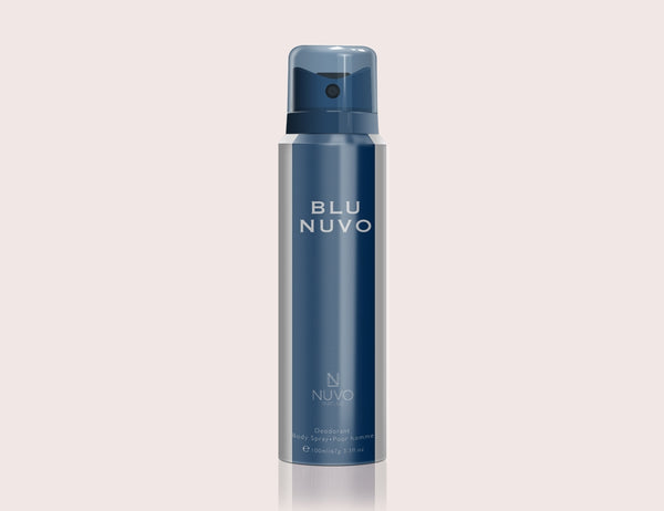BLU NUVO by NUVO PARFUMS - 100ml  Deodorant Body Spray