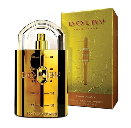 Dolby Women - 100ml Natural Spray Perfume by Chris Adams