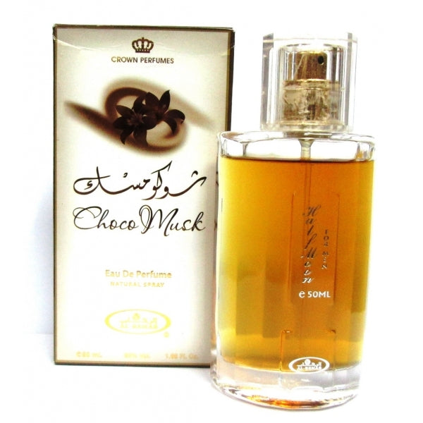 Choco Musk - Al-Rehab Eau De Spray Perfume (50 ml/1.65 fl. oz)