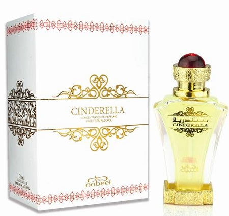 Cinderella - Perfume Oil Perfume (20ml) by Nabeel