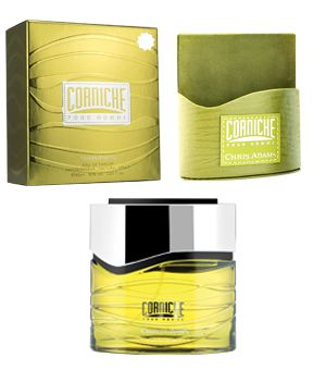 Corniche Natural Spray Perfume for Men by Chris Adams