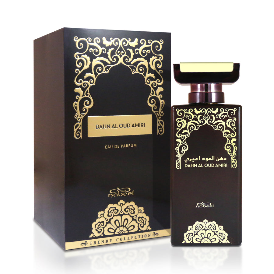 Dahn Al Oud Amiri Spray Perfume (100ml) by Nabeel