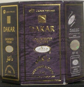 Dakar - 6ml (.2oz) Roll-on Perfume Oil by Al-Rehab (Box of 6)