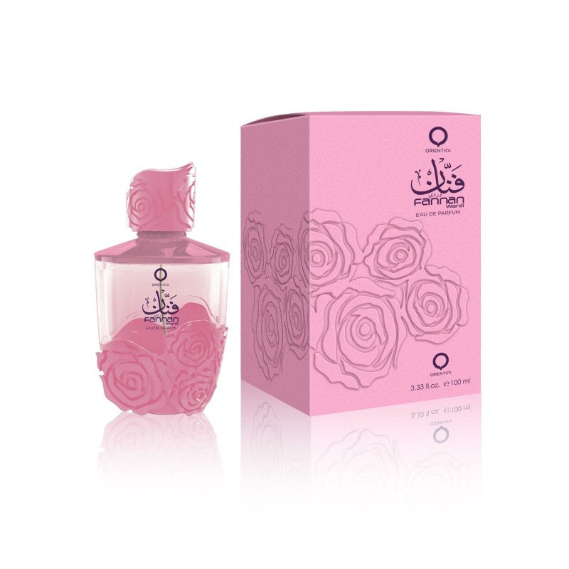 Fannan Wardi -  Eau De Parfum for Women - 100ml by Orientica