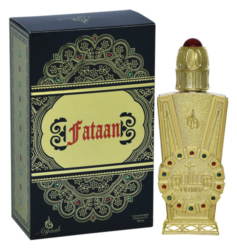 Fataan Gold - Concentrated Perfume Oil by Atyaab (18 ml)