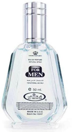 For Men - Al-Rehab Eau De Natural Perfume Spray - 50 ml (1.65 fl. oz)