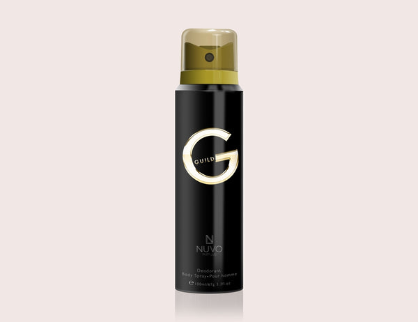 Guild by NUVO PARFUMS - 100ml  Deodorant Body Spray