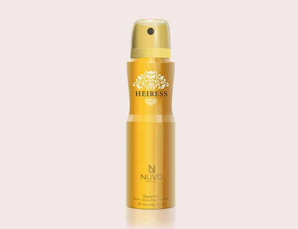 Heiress by NUVO PARFUMS - 100ml  Deodorant Body Spray