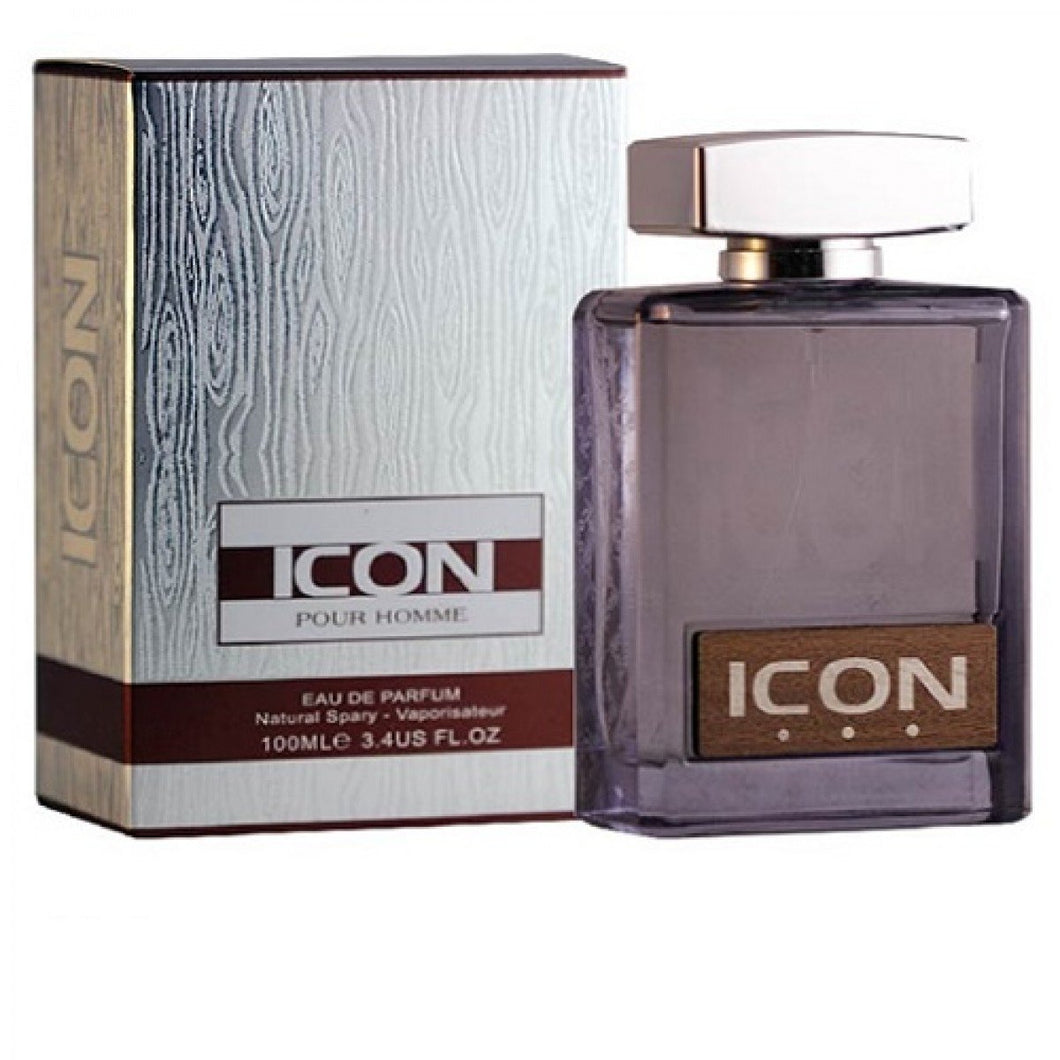 ICON - Pour Homme - Eau de Parfum (100ml) by Fragrance World