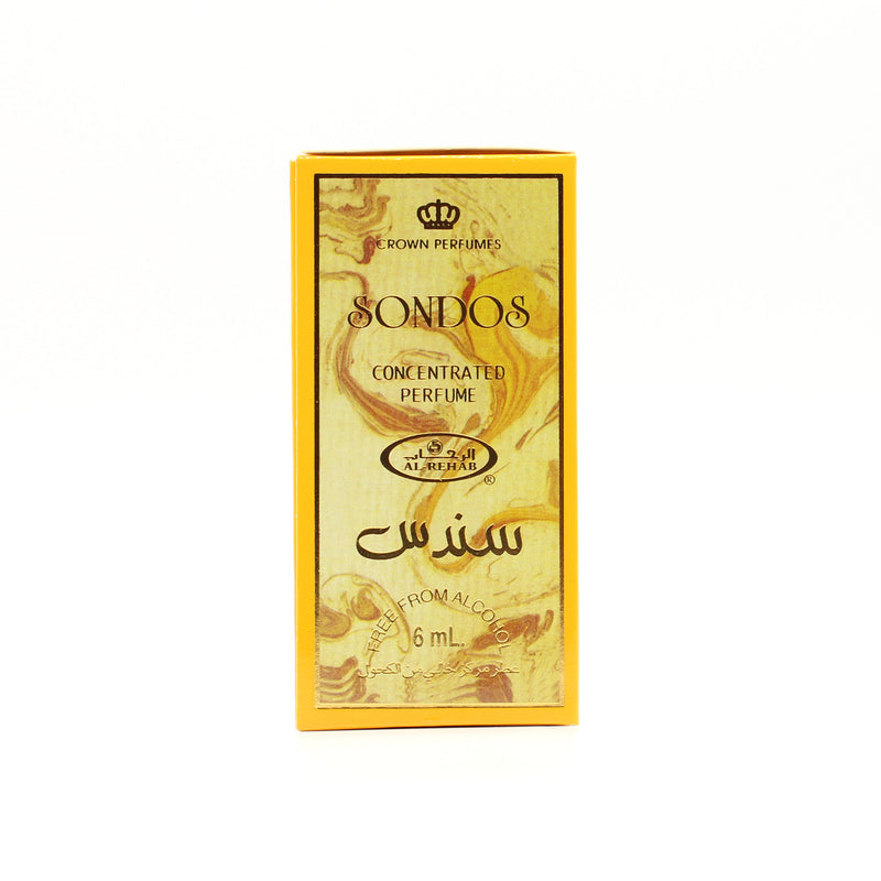 Sondos - 6ml (.2 oz) Perfume Oil  by Al-Rehab