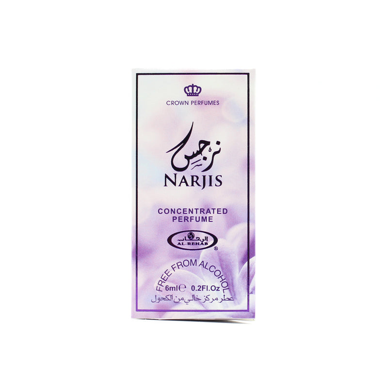 Narjis - 6ml (.2 oz) Perfume Oil  by Al-Rehab