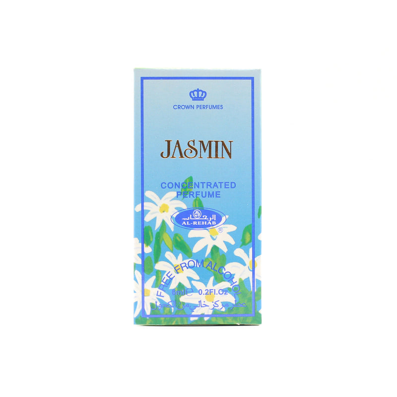 Jasmin - 6ml (.2 oz) Perfume Oil  by Al-Rehab