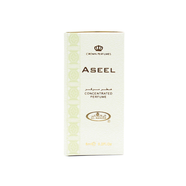 Aseel - 6ml (.2 oz) Perfume Oil  by Al-Rehab