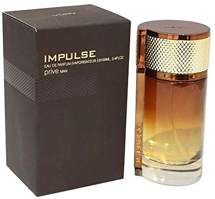 Impulse Prive Man - Eau De Parfum - 100ml Natural Spray by VURV