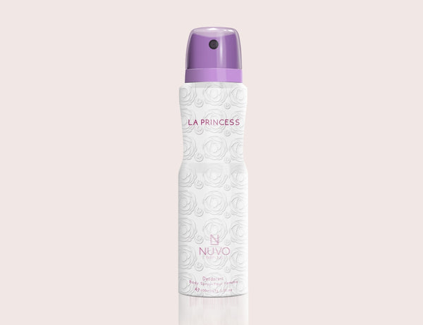 La Princess by NUVO PARFUMS - 100ml  Deodorant Body Spray