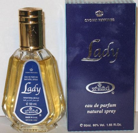 Lady - Al-Rehab Eau De Natural Perfume Spray - 50 ml (1.65 fl. oz)