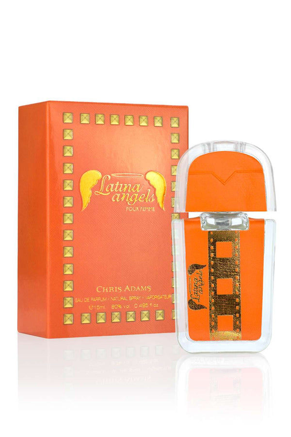 Latina Angels - 15ml Miniature Spray Perfume for Women by Chris Adams