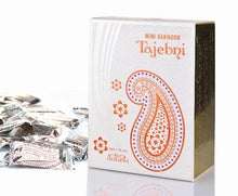 Load image into Gallery viewer, Mini Bakhoor Incense Tajebni by Nabeel (Box of 36 x 3g)
