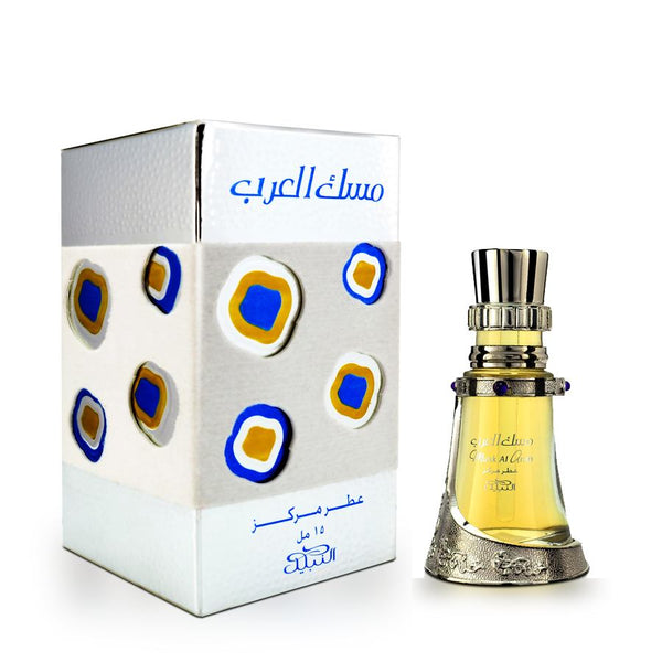 Musk Al Arab - Concentrated Perfume Oil (15ml) by Nabeel