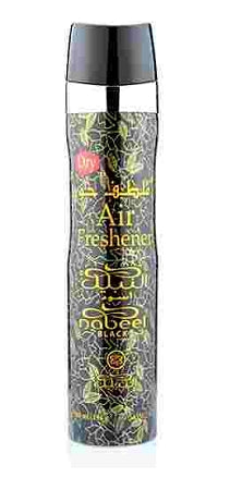 Nabeel Black Air Freshener by Nabeel  (300ml)