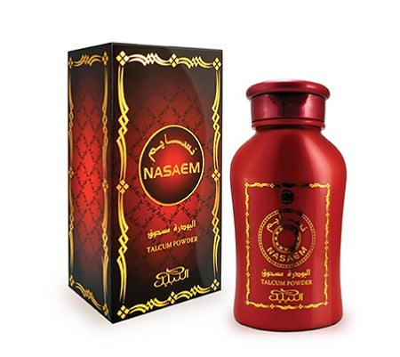 Nasaem Talcum Powder by Nabeel  (100 gm)