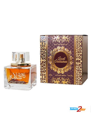 Oud Salama - Eau De Parfum Spray (100 ml - 3.4Fl oz) by Lattafa