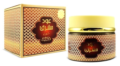 Oudh Mashreq Incense - 60gms by Nabeel