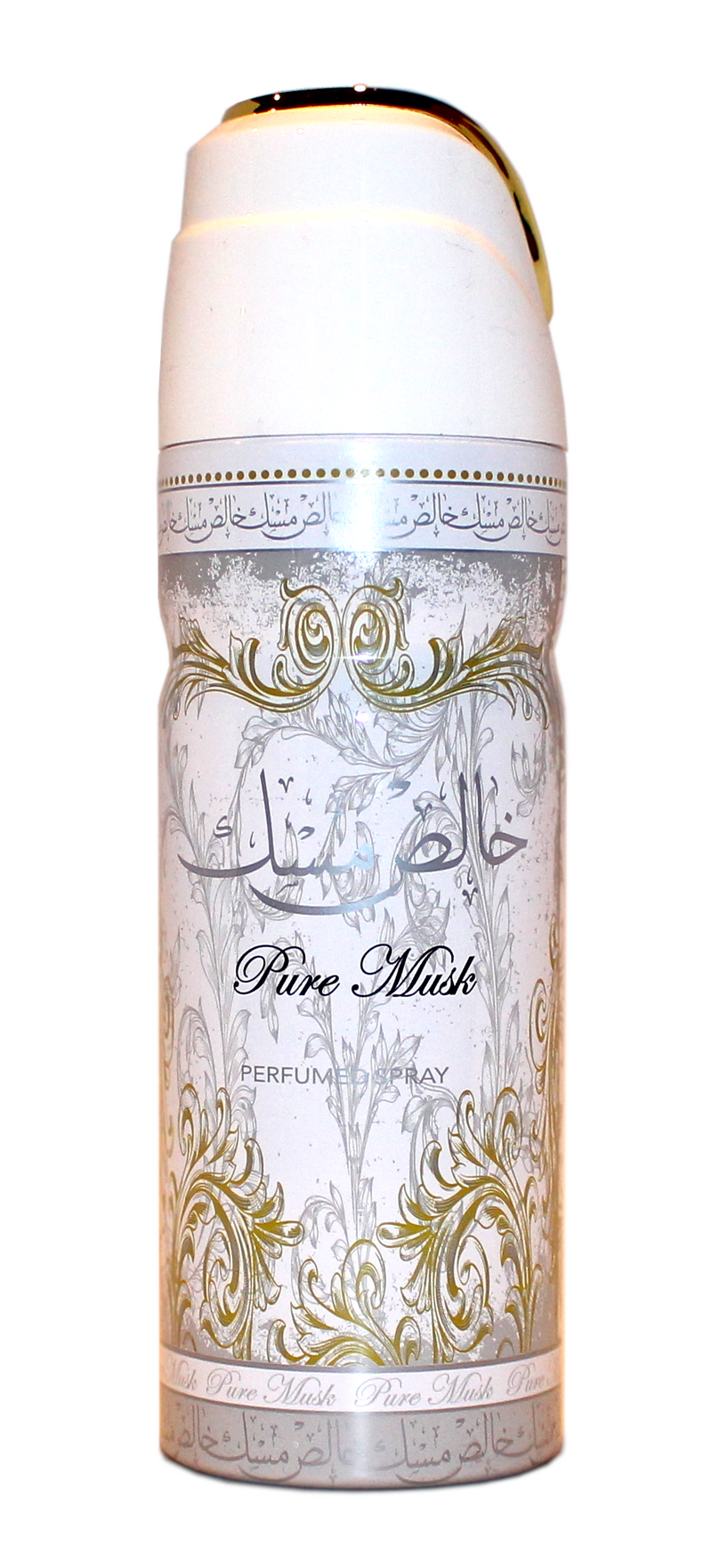 Pure Musk - Deodorant Perfumed Spray (200 ml/6.67 fl.oz) by Lattafa