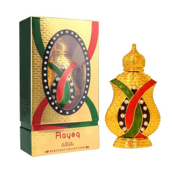 Rayeq - Concentrated Perfume Oil (20ml) by Nabeel