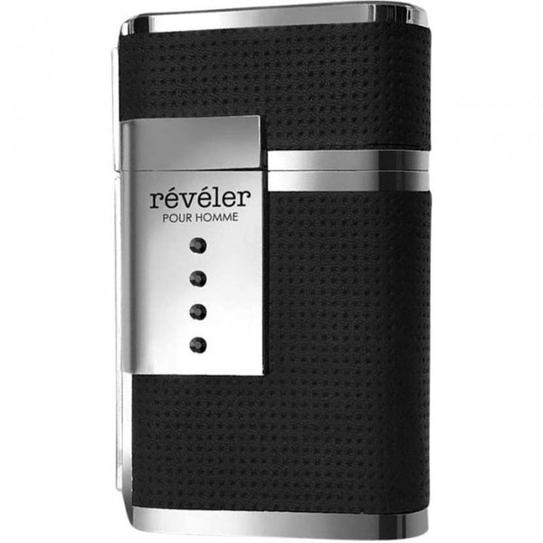 Reveler - Pour Homme (for Men) -  Eau De Parfum - 100ml Natural Spray by VURV