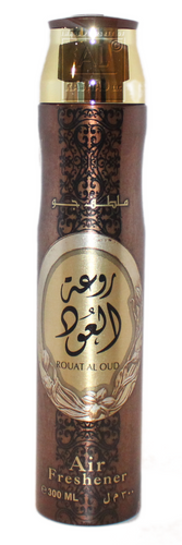 Rouat Al Oud - Air Freshener by Lattafa (300ml/194g)