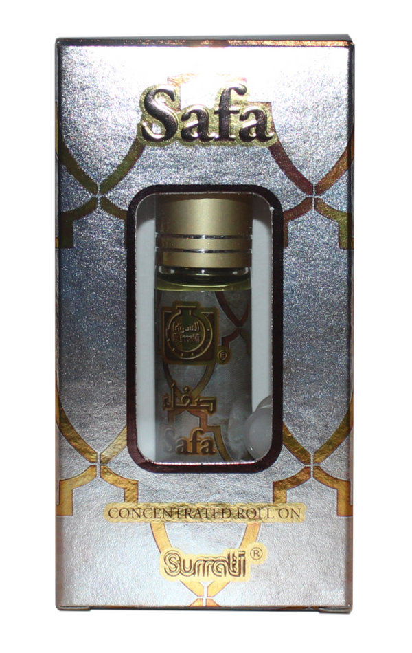 Safa - 6ml Roll-on Perfume Oil by Surrati