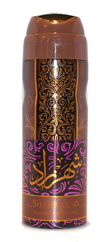 Shahrazad - Deodorant Perfumed Spray (200 ml/6.67 fl.oz) by Lattafa
