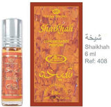 Shaikhah - 6ml (.2oz) Roll-on Perfume Oil by Al-Rehab (Box of 6)