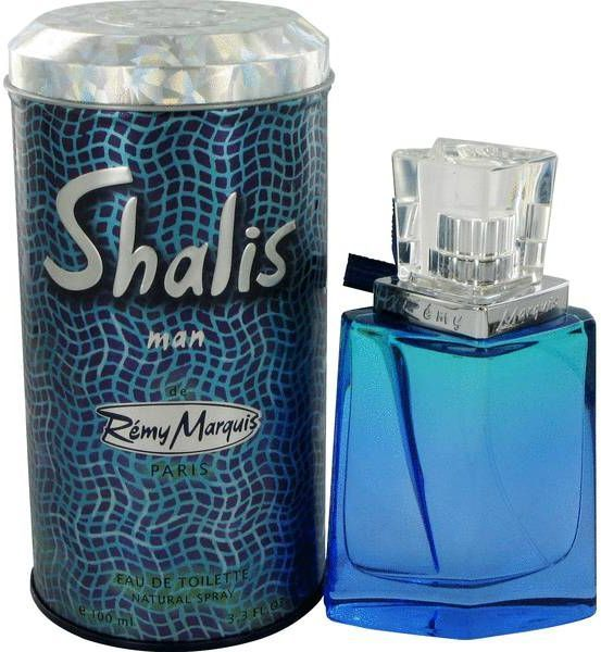 Shalis Man - Eau De Toilette Natural Spray (100 ml - 3.3 Fl oz) by Remy Marquis