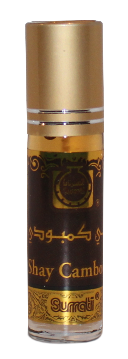 Shay Cambodi - 6ml Roll-on Perfume Oil by Surrati