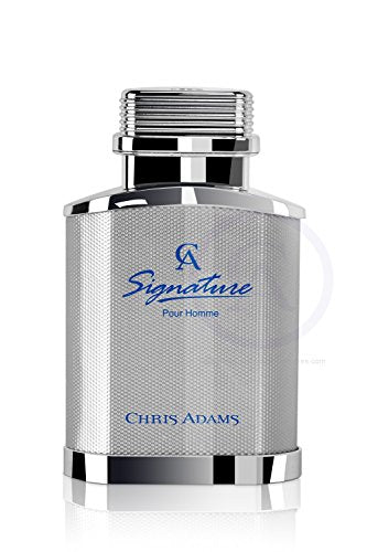 Signature Man - 80ml - Natural Spray Perfume by Chris Adams