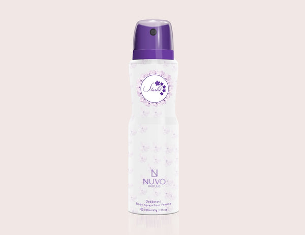 Starlet by NUVO PARFUMS - 100ml  Deodorant Body Spray