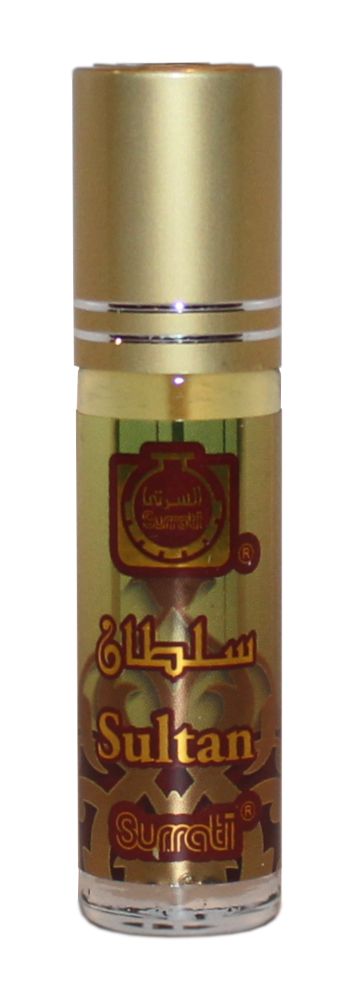 Sultan - 6ml Roll-on Perfume Oil by Surrati