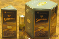 Superman - 6ml (.2oz) Roll-on Perfume Oil by Al-Rehab (Box of 6)