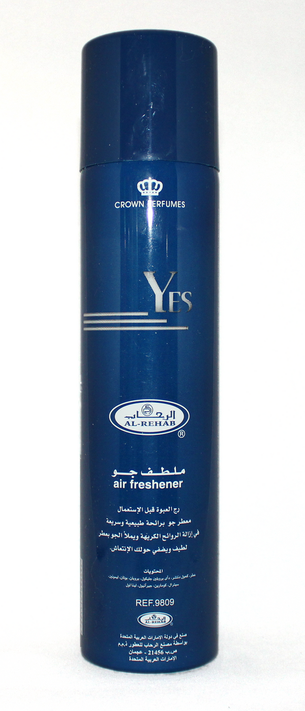 Yes - Air Freshener by Al-Rehab (300ml)