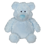 Bobby Buddy Bear - Blue
