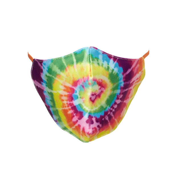 Tie-Dye Adult Face Mask