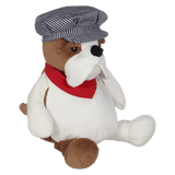 Train Conductor Hat & Scarf Set