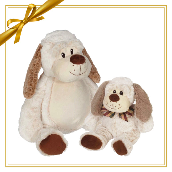 Gift Set - Dalton Dog Buddy & Mini Plush