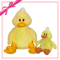 Gift Set - Quincy Duck Buddy & Mini Plush