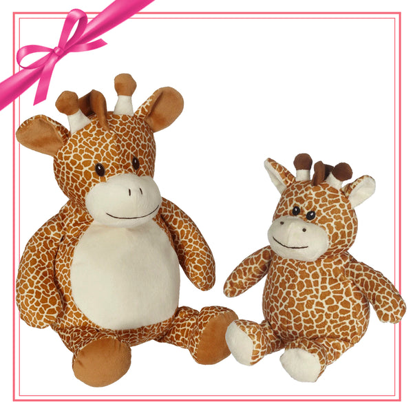 Gift Set - Gerry Giraffe Buddy & Mini Plush