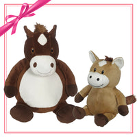 Gift Set - Howie Horse Buddy & Mini Plush