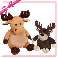 Gift Set - Mikey Moose Buddy & Mini Plush