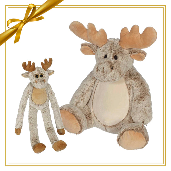 Gift Set - Mason Moose Buddy & Mini Plush